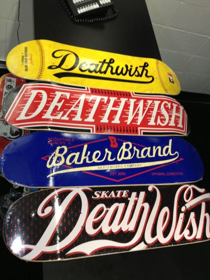 Deathwish decks