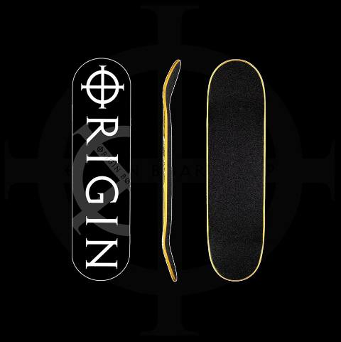 Origin Boardshop Deck Specs