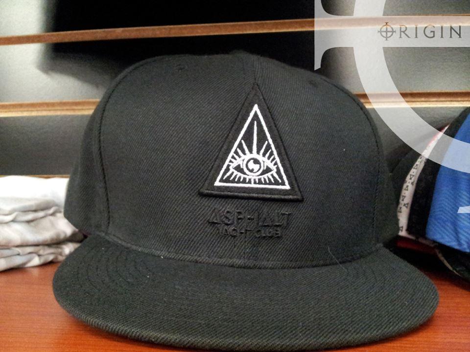 AYC black cap