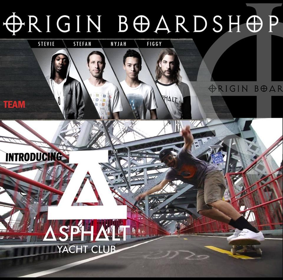 Asphalt Yacht Club Ad