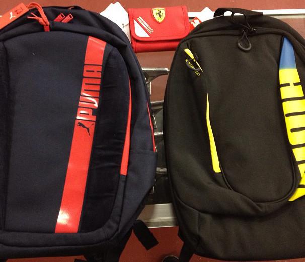 Puma Back Packs