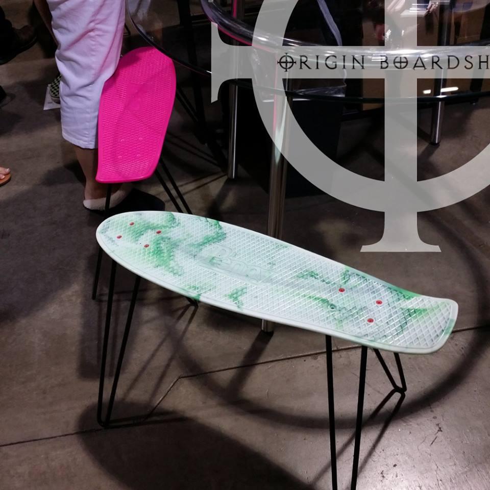Penny Skateboard chair