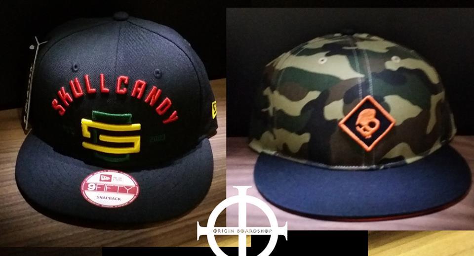 skullcandy hats