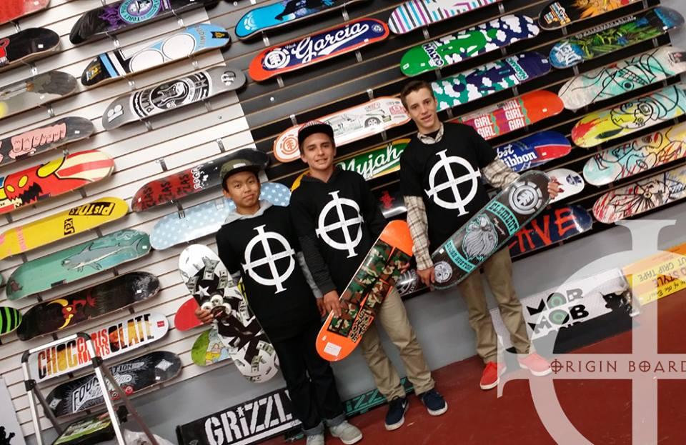 Ryan, Christian, and Jonathan
