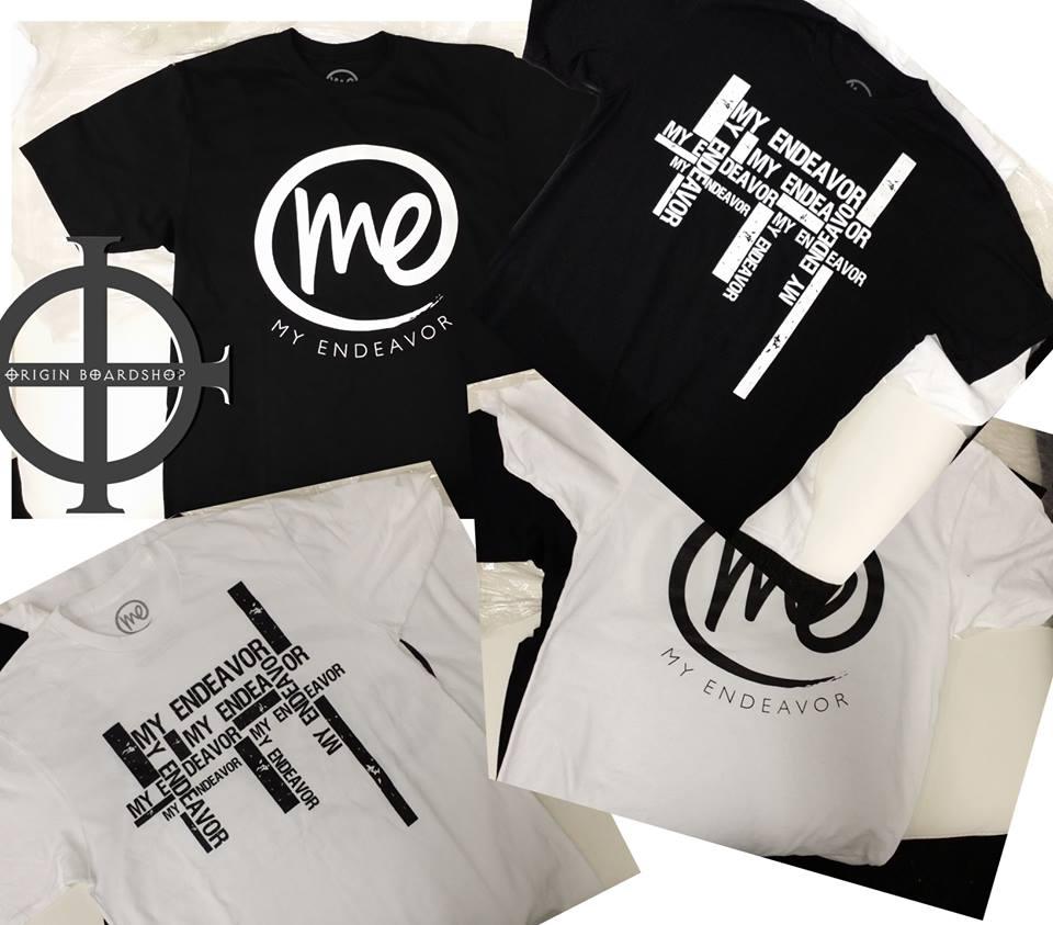 my endeavor shirts