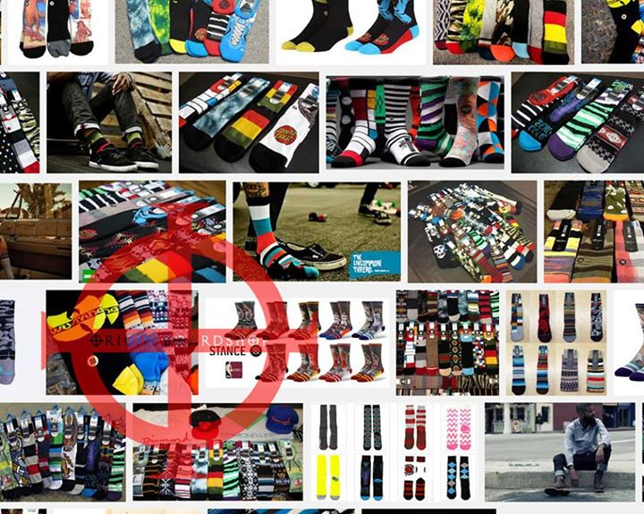 Come by Saturday, and you may win a pair of STANCE Socks! Originboardshop!