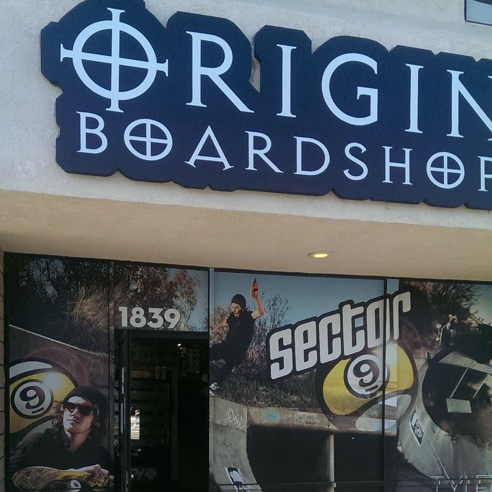 SK8 game at Origin