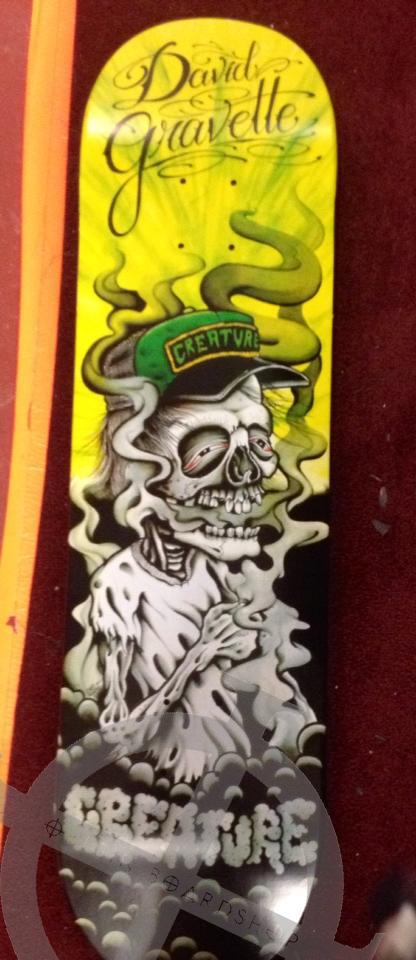 creature board