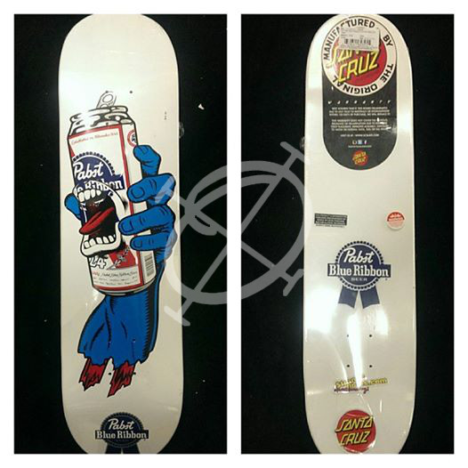 Santa Cruz PBR Board on sale