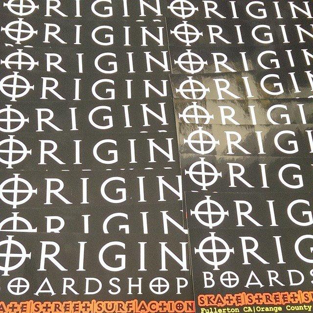 Origin Skateboard Games