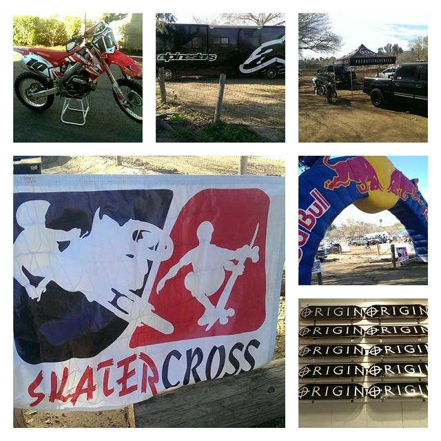 Skatercross by milestonemx