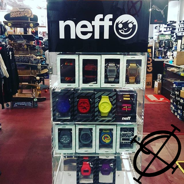 neff watches