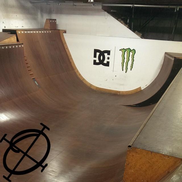 dc monster set up