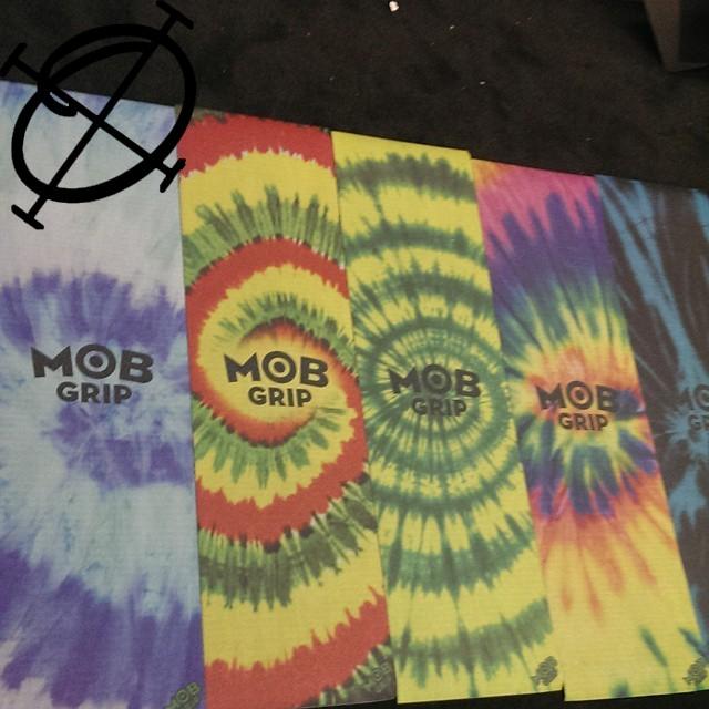 mob grip tie dye