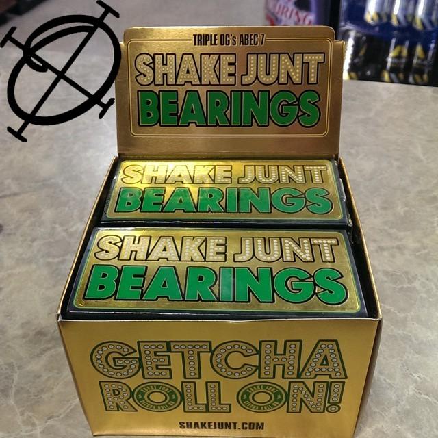 shake junt box