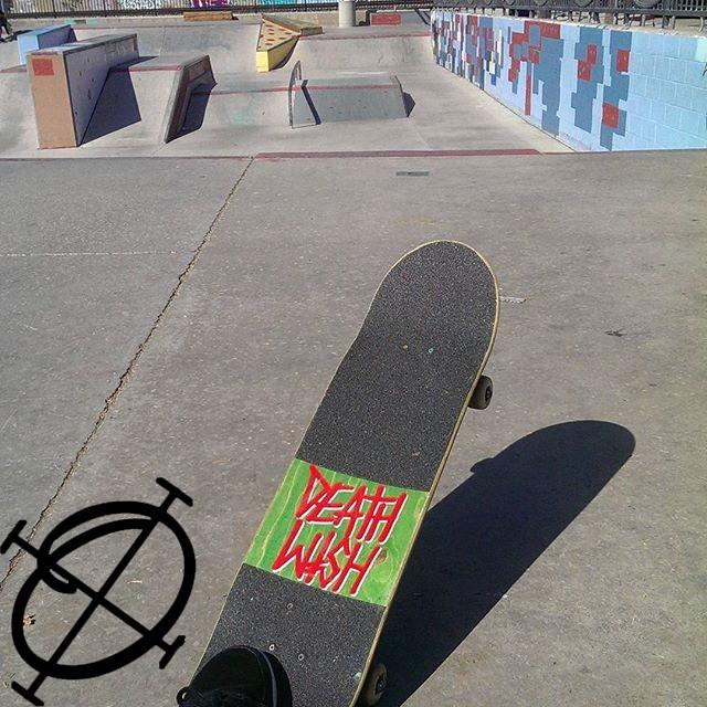 open skate park