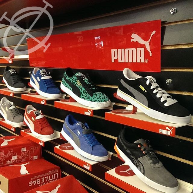 puma shoes origin