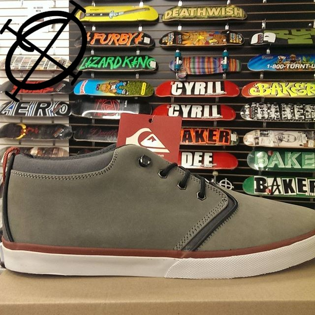 quicksilver griffin shoes