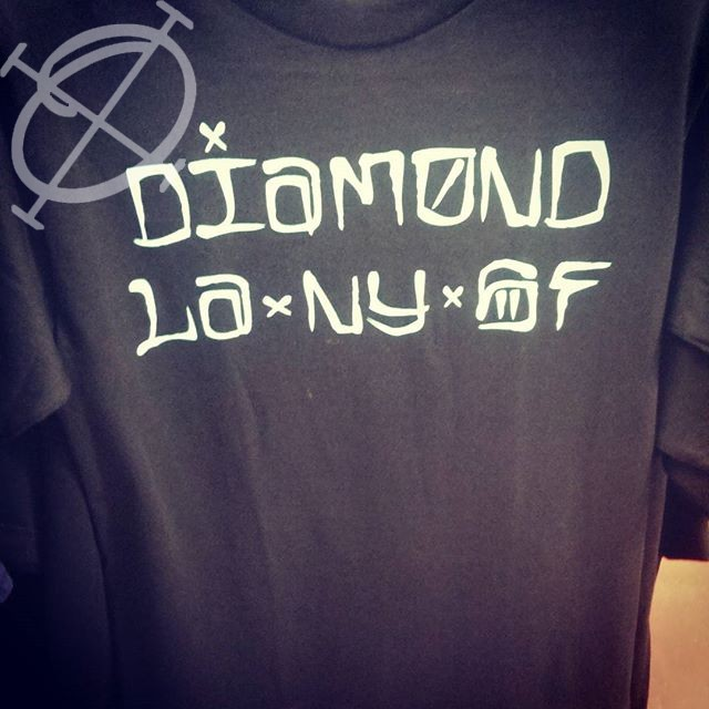 diamond shirt