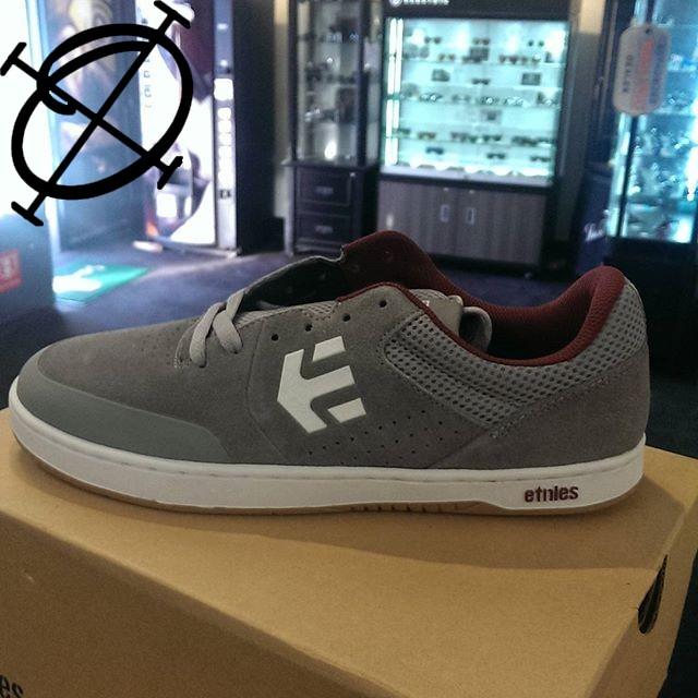 etnies marana grey shoes