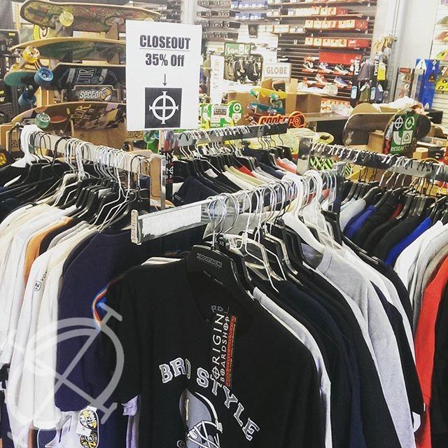 origin closeout sale
