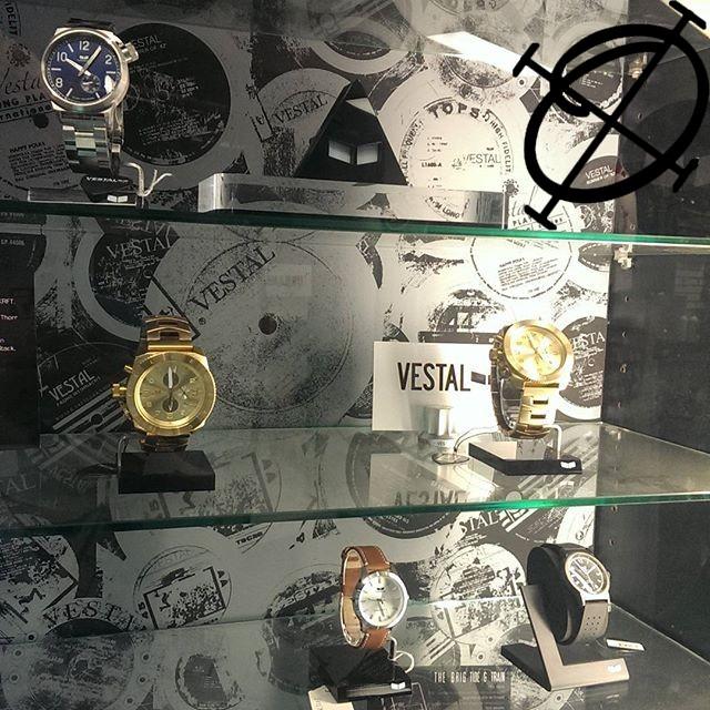 vestal watches